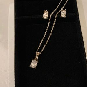 Jewelry - Sterling Silver Jewellery Suite💎